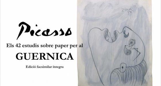 El Museu de Tortosa mostra el procés creatiu que va conduir Pablo Ruiz Picasso a pintar el 'Guernica'